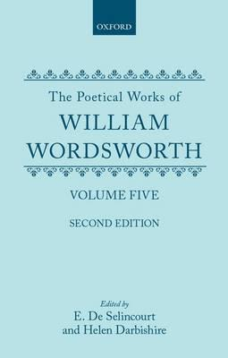 The Poetical Works, Volume 5