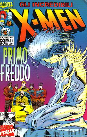 Gli Incredibili X-Men n. 069