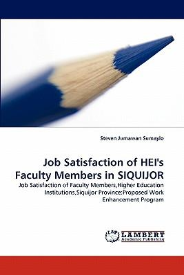 Job Satisfaction of HEI's Faculty Members in SIQUIJOR