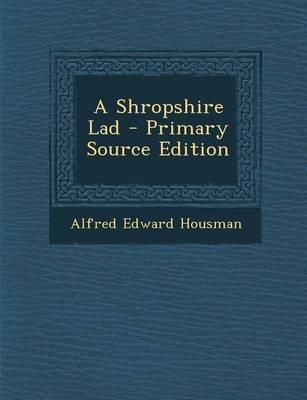 A Shropshire Lad - P...