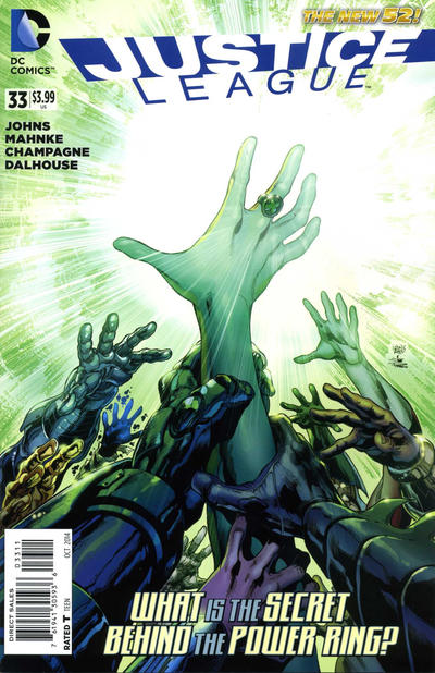 Justice League Vol.2 #33