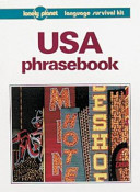 Lonely Planet USA Phrasebook