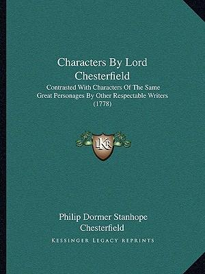 Characters by Lord Chesterfield