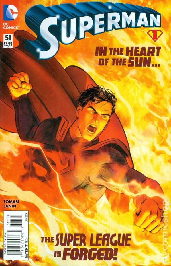 Superman Vol.3 #51