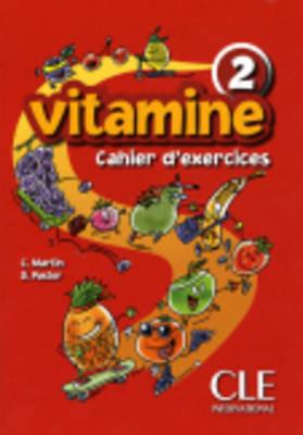 Vitamine 2 Cahier d'activités + CD audio + Portfolio