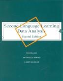 Second Language Learning Data Analysis