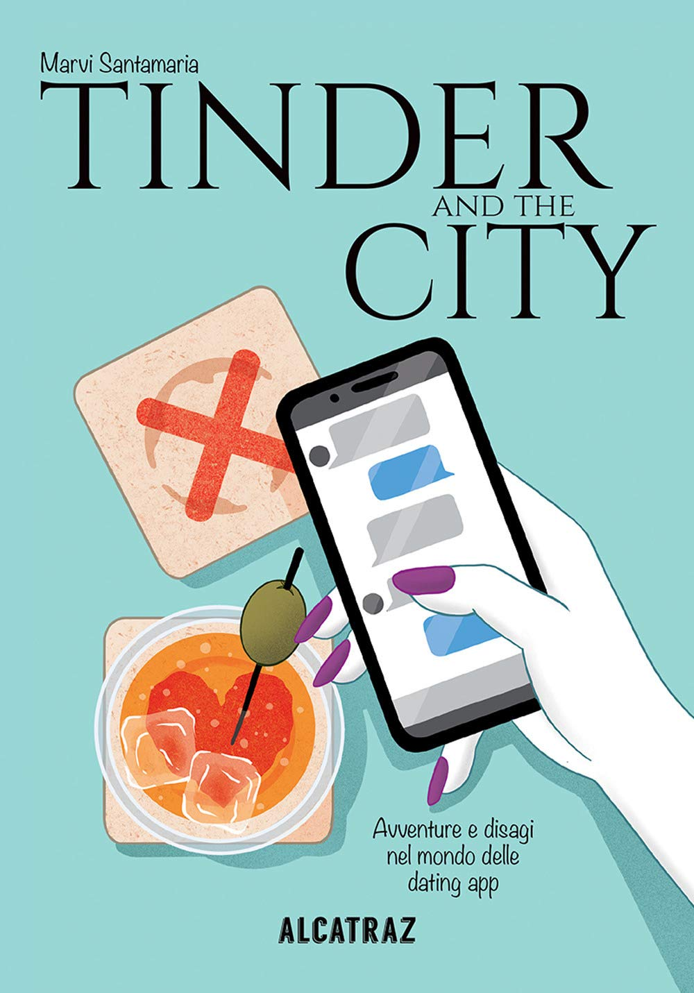 Tinder and the city