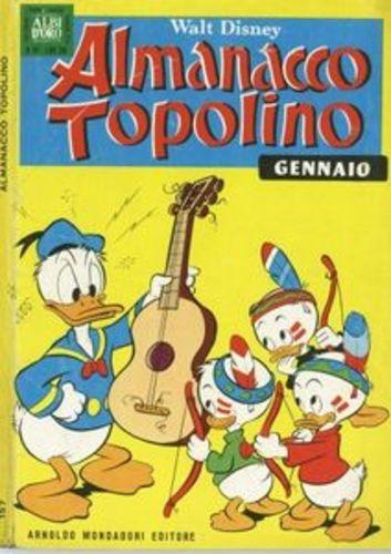 Almanacco Topolino n. 157