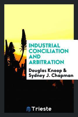 Industrial conciliation and arbitration