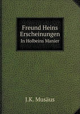 Freund Heins Erscheinungen in Holbeins Manier