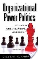 Organizational Power Politics