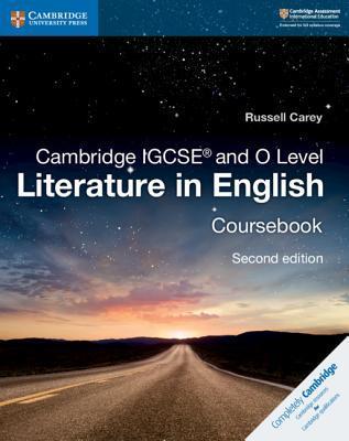 Cambridge IGCSE and O level. Literature in english. Coursebook. Per le Scuole superiori. Con espansione online