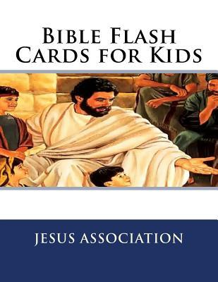 Bible Flash Cards for Kids