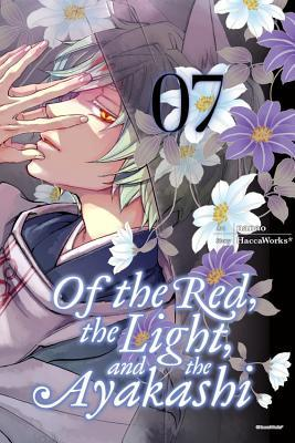 Of the Red, The Light and the Ayakashi, Vol. 7