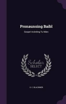 Pronaunsing Baibl