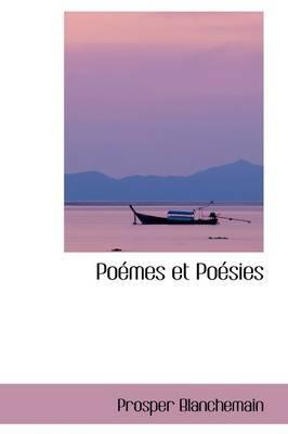 Poemes Et Poesies