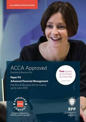 ACCA P4 Advanced Financial Management