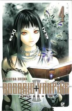 Rosario + Vampire Season II vol. 4