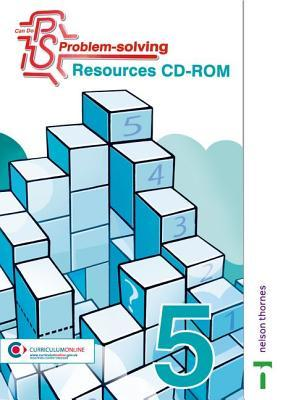 Can Do Problem Solving Year 5 Resources CD-ROM
