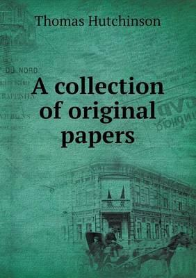 A Collection of Original Papers