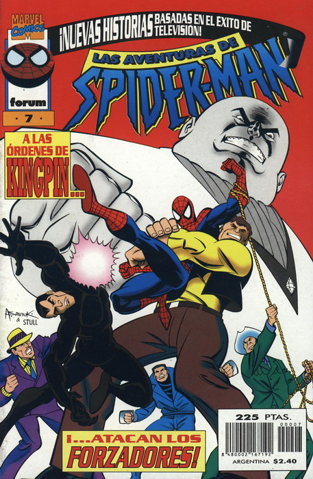 Las aventuras de Spider-Man Vol.1 #7 (de 12)
