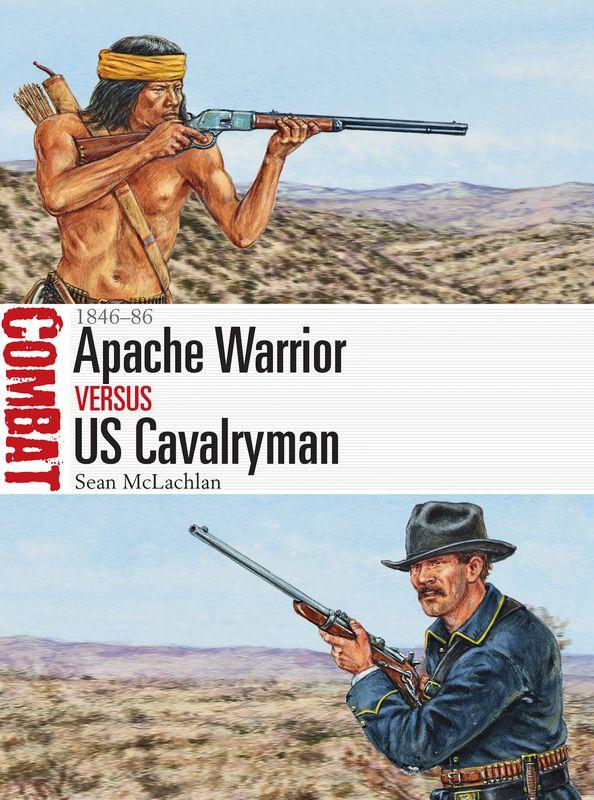 Apache Warrior Versus US Cavalryman