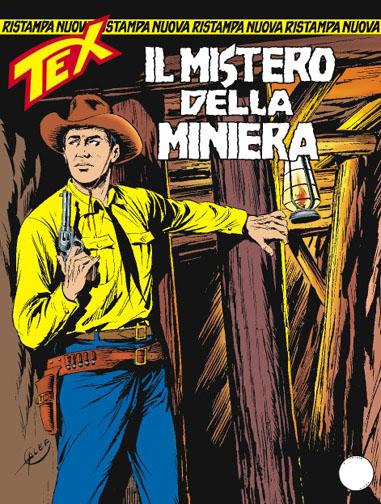 Tex nuova ristampa n. 187