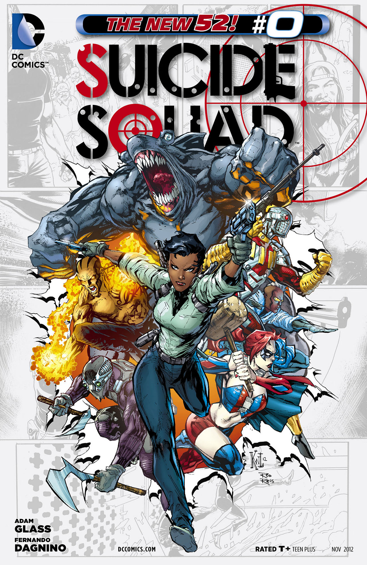 Suicide Squad Vol.4 #0