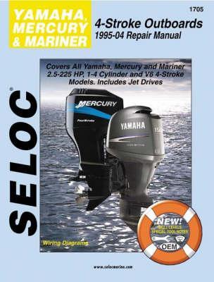 seloc Yamaha, Mercury and Mariner Outboards