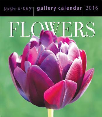 Flowers 2016 Gallery Calendar