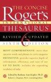 Roget's Thesaurus, 6...