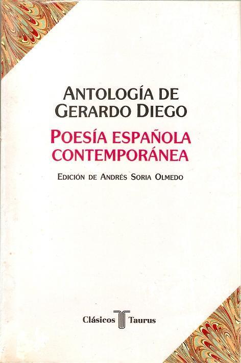 Antología de Gerardo Diego