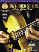 Jazz-Rock Solos for Guitar