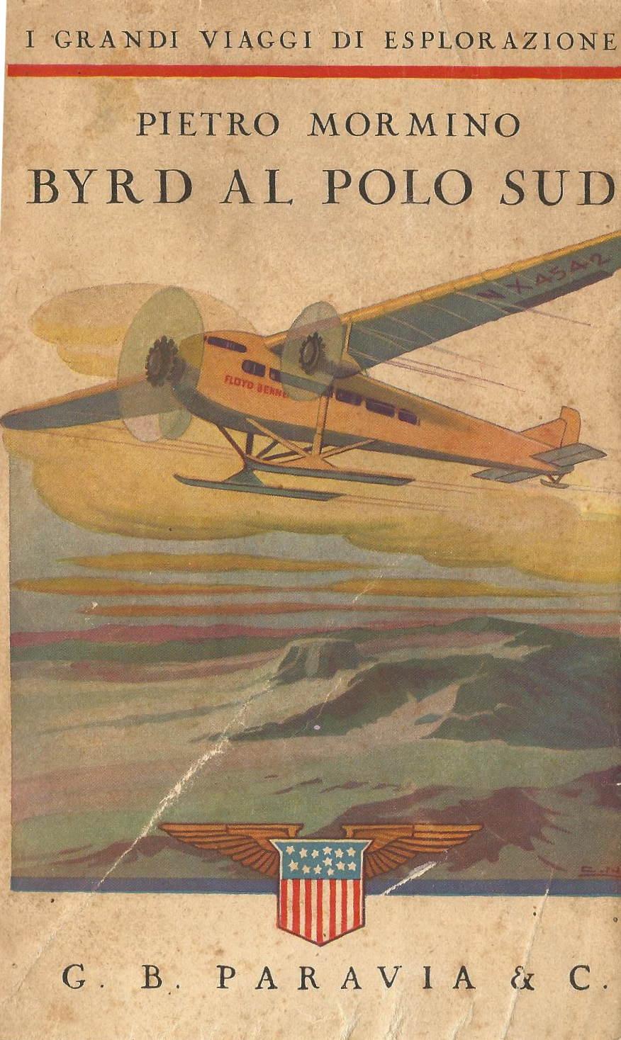 Byrd al Polo Sud