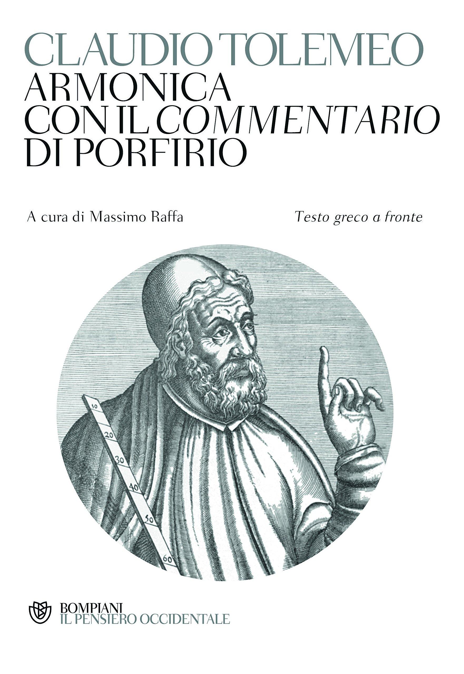 Armonica / Claudio Tolemeo; con il Commentario di Porfirio