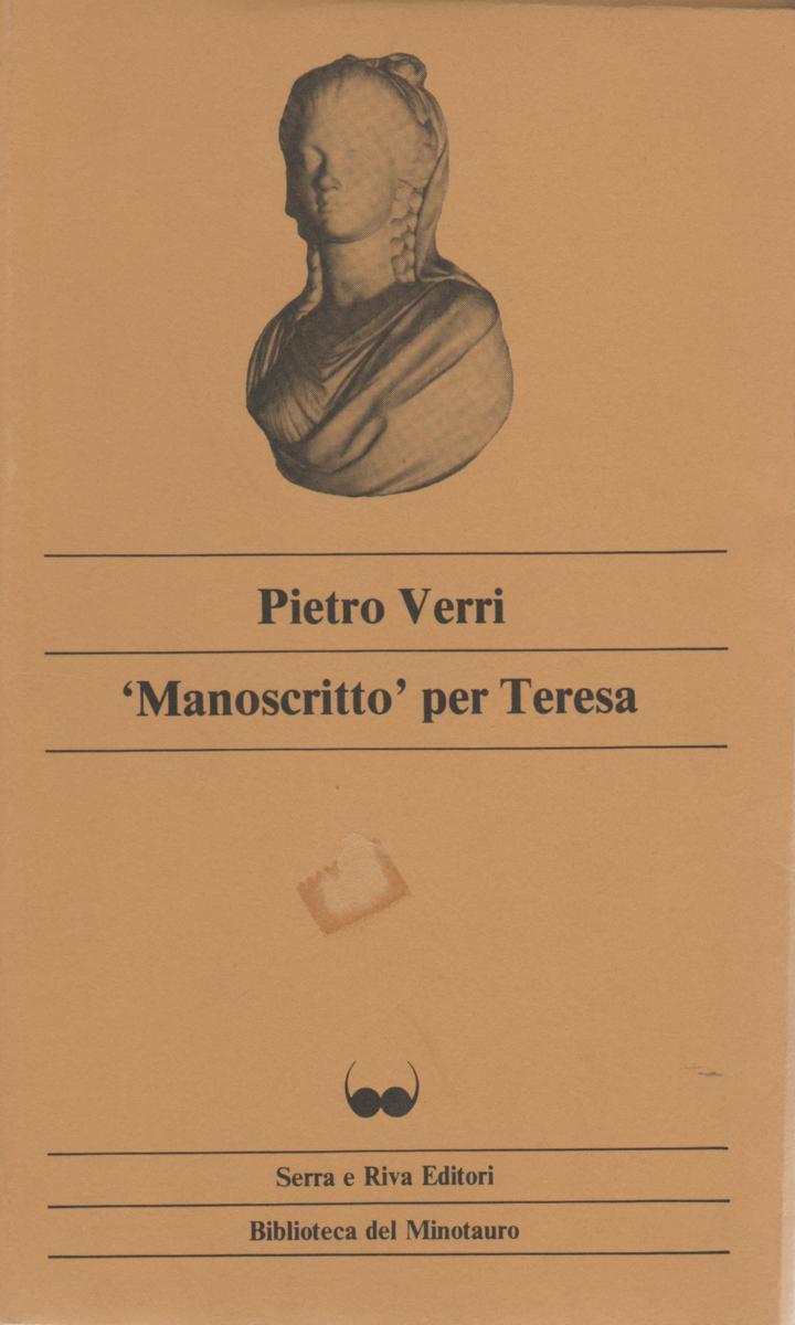 Manoscritto per Teresa