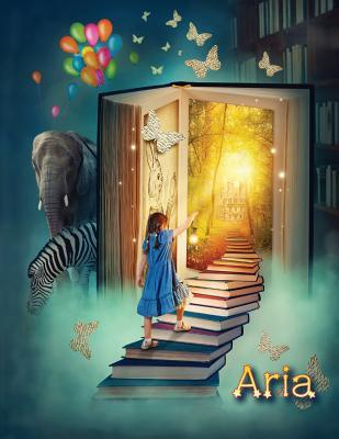 Aria Personalized Notebook