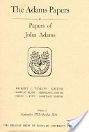 Papers of John Adams