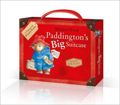 Paddington's Big Suitcase