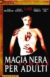 Venticinque storie di magia nera per adulti