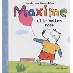 Maxime et le ballon ...