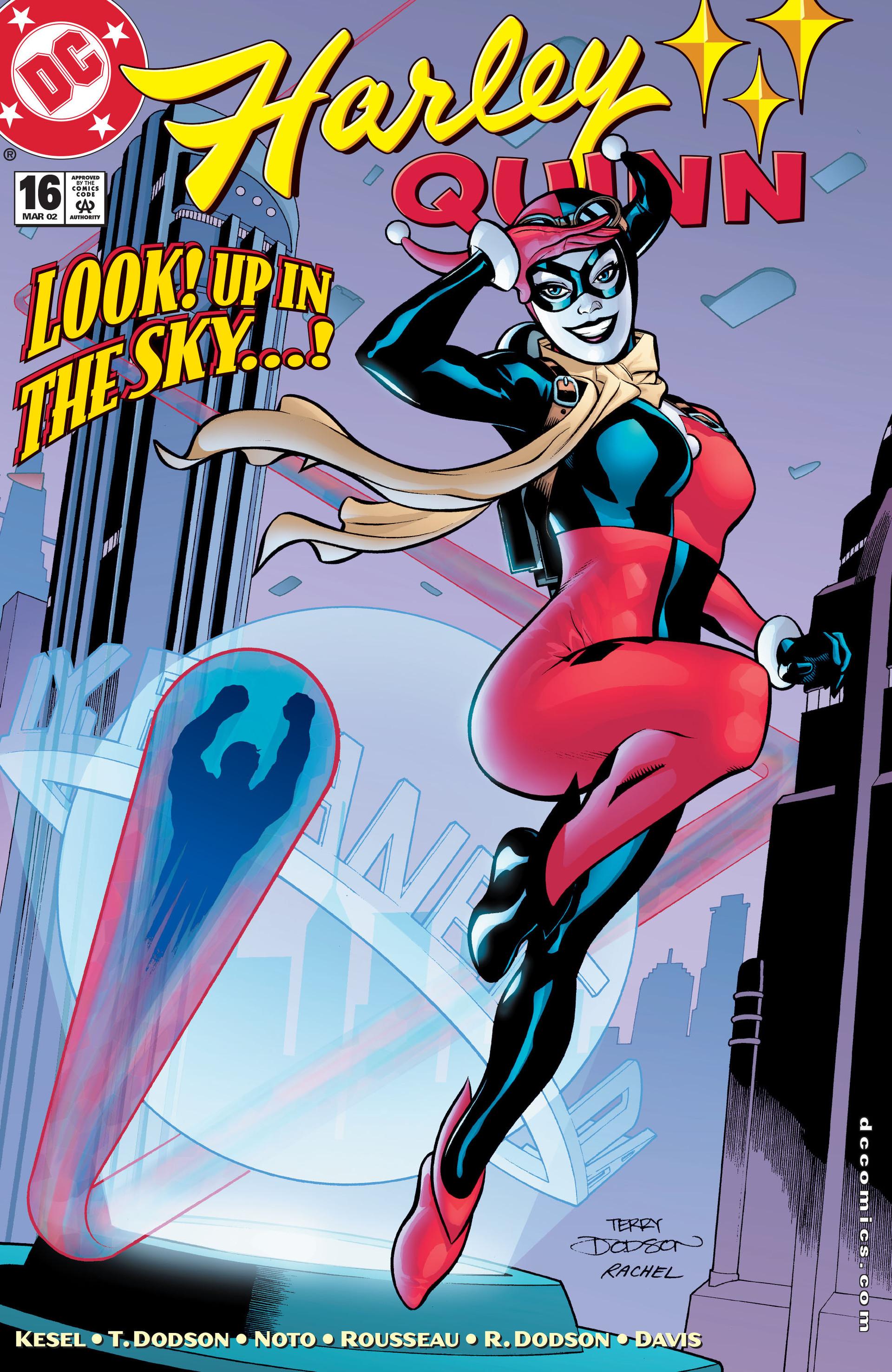 Harley Quinn Vol.1 #16