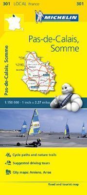 Michelin France Pas-de-Calais, Somme