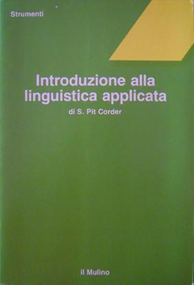 Introduzione alla linguistica applicata