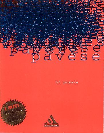 Pavese, 53 poesie