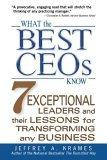What the Best CEO's Know