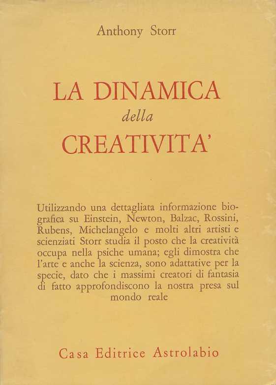 La dinamica della creatività