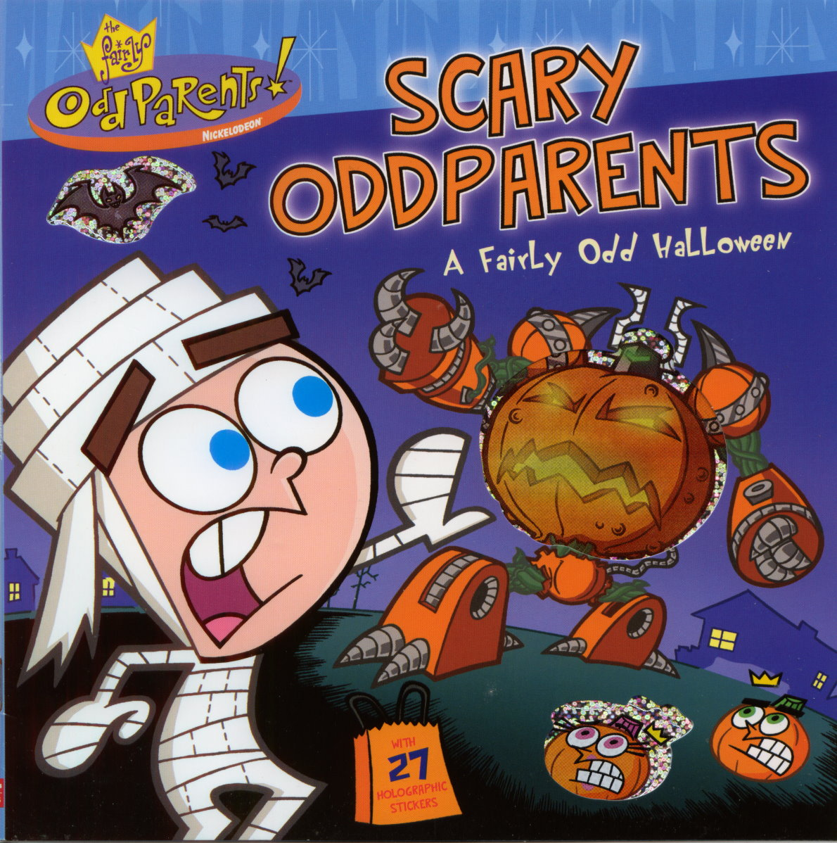 Scary Oddparents - A...