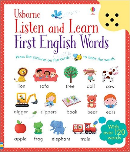 First English Words
