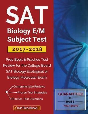 SAT Biology E/M Subj...